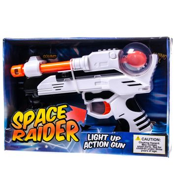 Space Raider Gun
