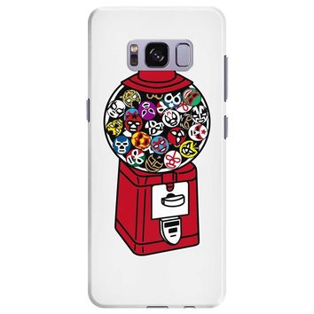 gumball machine lucha Samsung Galaxy S8 Plus