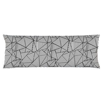 Ab Lines Body Pillow