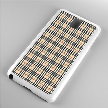 Burberry Note 3 Case