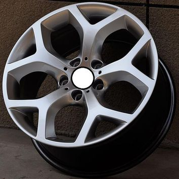 18 INCH  5x120 Car Aluminum Alloy WHEEL Rims fit for BMW X1 X3 X5 X6
