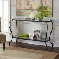 Chasca Rectangular Console Table
