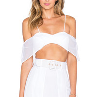 Alice McCall Like Lust Bandeau in White