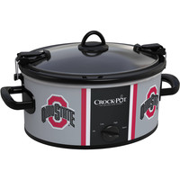 Crock-Pot NCAA 6-Quart Slow Cooker, Ohio State