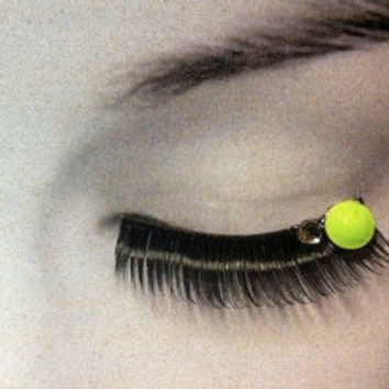 Glow in the Dark Party False Eyelashes