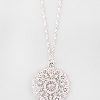 FULL TILT Medallion Necklace | Necklaces