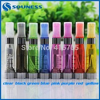1pcs lot CE4 atomizer newest ce4 cartomizer ce4 clearomizer 1.6ml for ecig ego t ego w e-cigarette for all ego series (1*CE4)