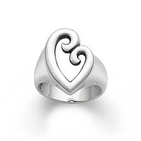 James Avery Mother's Love Ring - Sterling Silver 7