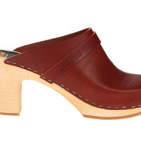 Swedish Hasbeens Slip In Cognac - Zappos.com Free Shipping BOTH Ways