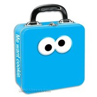 Cookie Monster Lunchbox - Lunchboxes.com
