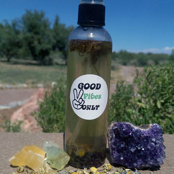 Good Vibes Only Energy cleansing mist