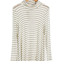 Clemi Striped Sweater Dress-FINAL SALE