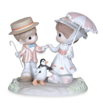 Precious Moments® It's A Jolly Holiday With You Figurine