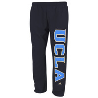 UCLA Bruins adidas Campus Fleece Sweatpants – Black