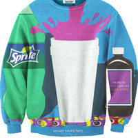SWGNT — Revolution Dirty Sprite Unisex Crewneck