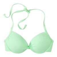 Xhilaration¨ Junior's Mix and Match Push Up Swim Top -Lime
