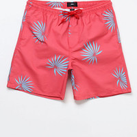 OBEY Palm Fan Street Boardshorts at PacSun.com