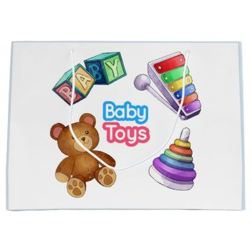 Baby Toys Large Gift Bag