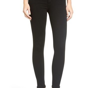 Citizens of Humanity 'Rocket' Skinny Jeans (All Black) (Petite) | Nordstrom
