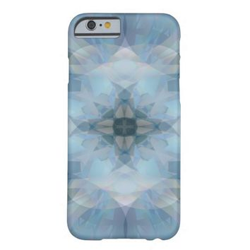 Soft Flowers Barely There iPhone 6 Case