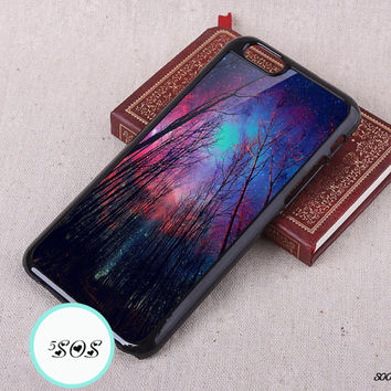 Galaxy tree iPhone 6 case gift iPhone 5S case Christmas iPhone 5c 4S Resin iPhone 6 plus Samsung Galaxy S3 S4 S5, Note 2/ 3 - s00031