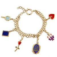 Beauty and the Beast: The Broadway Musical Charm Bracelet   Disney Store