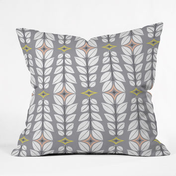 Heather Dutton Cortlan Whisper Throw Pillow