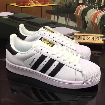 Adidas Superstar Woman Men Fashion Old Skool Sneakers Sport Shoes