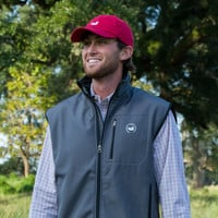 Southern Marsh Fieldtech Softshell Vest - Gray