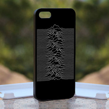 Joy Division - Design available for iPhone 4 / 4S and iPhone 5 Case - black, white and clear cases