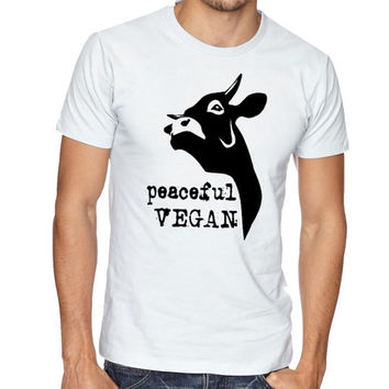 Vegan shirt, vegan for animal rights, vegan shirt,animal rights shirt,vegan clothing,vegan top,vegan power,vegan fashion