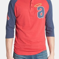 Men's Wright & Ditson 'Anaheim Angels' Baseball Henley