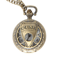 Ouija Pocket Watch Necklace