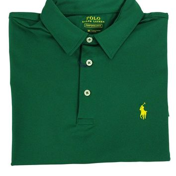 Polo Ralph Lauren Men's Performance Polo Shirt
