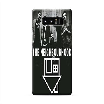 BAND NEIGHBOURHOOD 2 Samsung Galaxy Note 8 case