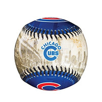 Franklin Sports MLB Cubs Soft Strike City Baseball