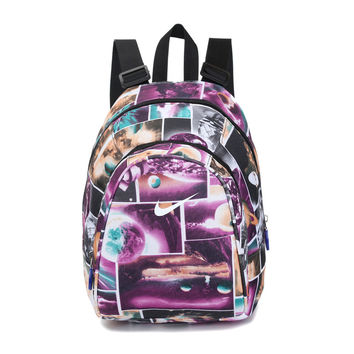 """Nike"" Casual Multi-Purpose Shoulder Bag Travel Bag Laptop Backpack"