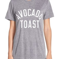 Private Party 'Avocado Toast' Jersey Tee | Nordstrom
