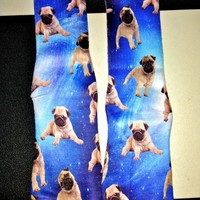 SWEET LORD O'MIGHTY! PUGS IN SPACE SOX