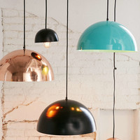 4040 Locust Iris Dome Small Pendant - Urban Outfitters
