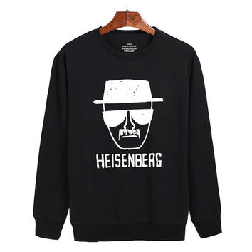 Breaking Bad heisenberg Sweater sweatshirt unisex adults size S-2XL