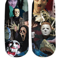 Cinema Killers Ankle Socks