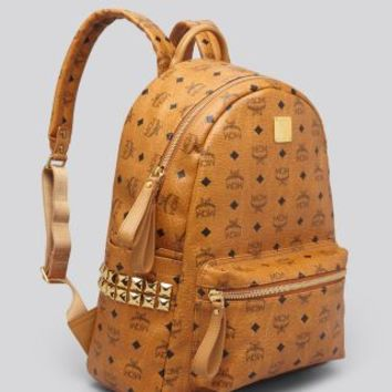MCM Backpack - Medium Stark With Side Studs | Bloomingdales's