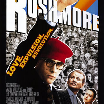 Rushmore 11x17 Movie Poster (1998)
