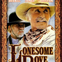 Lonesome Dove 11x17 Movie Poster (1989)