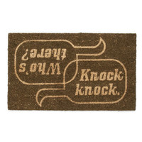 Home Is Where the Humor Is Doormat | Mod Retro Vintage Decor Accessories | ModCloth.com