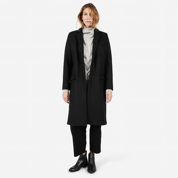 The Women's Wool Overcoat