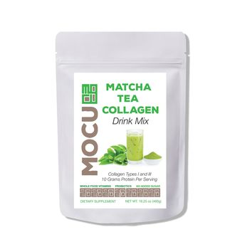 Matcha Collagen All-In-One Drink Mix