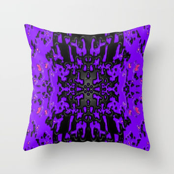 Stranger than Fiction Throw Pillow by Phinilez