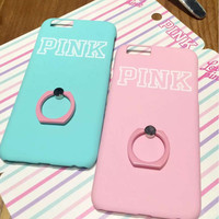 Pink iPhone 6 Phone Cases